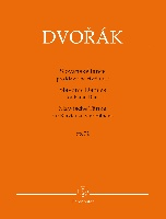 Dvorak, Antonin : Slavonic Dances for Piano Duet op. 72