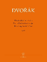 Dvorak, Antonin : Piano Quintet A major op. 81