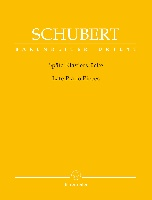 Schubert, Franz : Late Piano Pieces