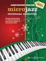 Norton, Christopher : Microjazz Christmas Collection