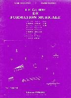 Truchot, Alain / Meriot, Michel : Guide Formation Musicale Vol.8 - 8° Année Fin Études