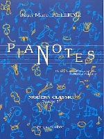 Allerme, Jean - Marc : Pianotes Modern Classic Volume 5