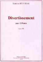 Journeau, Maurice : Divertissement Opus 49