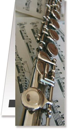 Bookmark Flute Magnetic