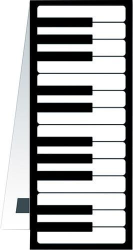 Bookmark Keyboard Magnetic