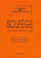 Solfège - Deuxième Cahier (L