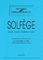 Solfège - Quatrième Cahier (L