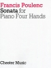 Sonata for Piano four Hands (Poulenc, Francis)