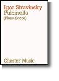 STRAVINSKY PULCINELLA PIANO SCORE