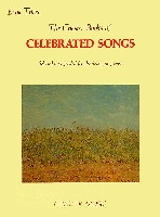 CHESTER BOOKS OF CELEBRATED SONGS BOOK 3 CHANT/PIANO