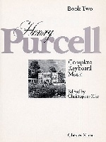 PURCELL COMPLETE HARPSICHORD MUSIC BK.2