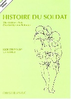 STRAVINSKY HISTOIRE DU SOLDAT SCORES