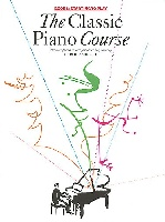CLASSIC PIANO COURSE BK.1 STARTING TO PLAY