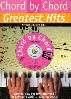 CHORD BY CHORD GREATEST HITS EASY KEYB. CD