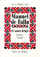 DE FALLA MANUEL EL AMOR BRUJO SCORE