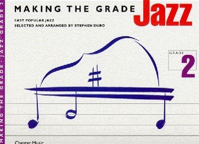 MAKING THE GRADE JAZZ GRADE 2 PIANO