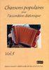 Divers : Chansons populaires Vol.3 pour Accordéon Diatonique