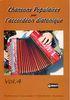 Divers : Chansons populaires Vol.4 pour Accordéon Diatonique