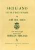 Bach, Johann Sebastian : Siciliano from Flute Sonata No.2