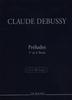 Debussy, Claude : Préludes - 1er et 2ème Livres