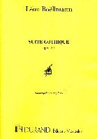 Boëllmann, Léon : Suite gothique, Opus 25