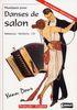Traditionnels : Musiques pour danses de Salon pour Accordéon Diatonique