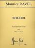 Maurice Ravel : Boléro : Transcription pour Piano à 4 mains