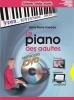 Le piano des adultes DVD (Faedda, René-Pierre)