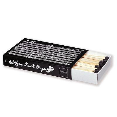 Boîte d\'Allumettes - Mozart - Noire