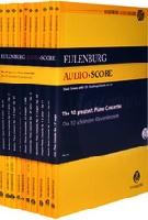 Les 10 plus Célèbres Concertos pour Piano : Partitions + CD