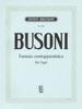 Busoni, Ferruccio : Fantasia contrappuntistica
