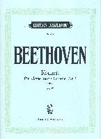 Beethoven, Ludwig van : Konzert fur Klavier und Orchester Nr. 3 c-Moll (Do mineur) op. 37 -Klavierkonzert- (in Partitur gedruckt, zur Auffuhrung werden zwei Exemplare benotigt)