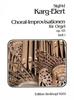 Karg-Elert, Sigfrid : 66 Choral-Improvisationen op. 65 I