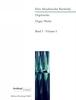 Mendelssohn Bartholdy, Felix : Orgelwerke Band 1 op. 37/65 -3 Präludien und Fugen, 6 Sonaten