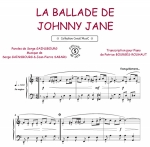 La ballade de johnny Jane (Gainsbourg, Serge)