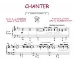 Chanter (Obispo, Pascal / Florence, Lionel)