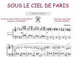 Sous le ciel de Paris (Giraud, Hubert / Drejac, Jean) - Montand, Yves / Piaf, Edith