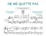 Brel, Jacques : Ne me quitte pas (Collection CrocK