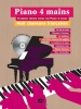 8 chansons françaises pour Piano 4 mains