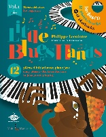 Little Blues Hands Volume 1 : 12 easy Pieces / An Introduction to Jazz Piano Playing (Lecointre, Philippe)