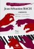 2 Menuets (Bach, Johann Sebastian) (Collection Anacrouse)