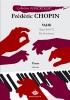Chopin, Frédéric  : Valse Opus 64 n°2 Do dièse Mineur (Collection Anacrouse)