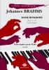 Brahms, Johannes : Danse Hongroise en Fa dièse mineur WoO 1 n°5 (Collection Anacrouse)
