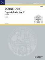 Schneider, Enjott : Organ Symphony No. 11
