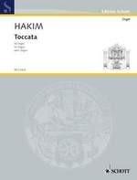 Hakim, Naji : Toccata