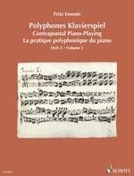 Emonts, Fritz : Contrapuntal Piano-Playing - Volume 2