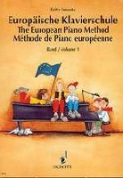 Fritz, Emonts : Méthode de Piano Européenne - Volume 1