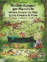 Emonts, Fritz : The European Piano Method - Volume 2