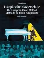 Fritz, Emonts : The European Piano Method - Volume 3
