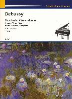 Claude Debussy : Pièces Célèbres Volume 1